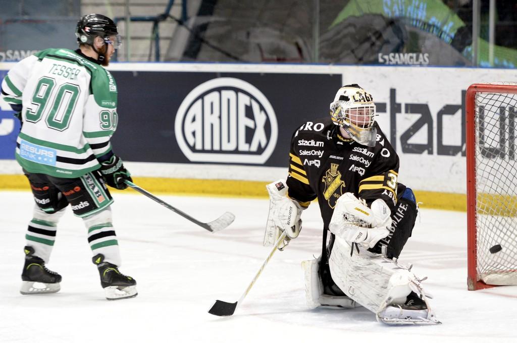Ishockey, Kvalserien till SHL, AIK - Ršgle